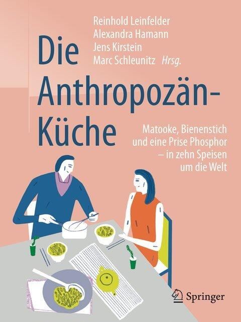 Anthropozän-Küche Cover © Ruohan Wang