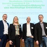 "Tagung ""Reallabore, Citizen Science, Service Learning & Co."" © Phil Dera/Wuppertal Institut"
