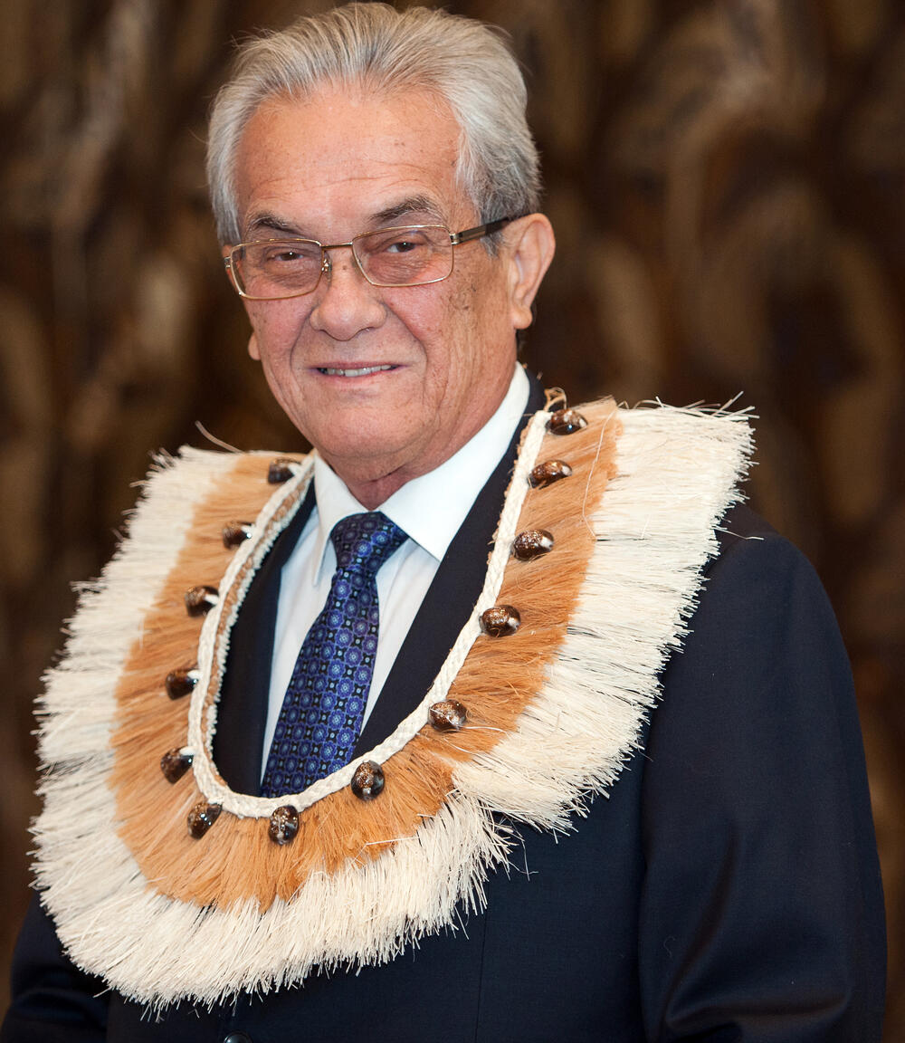 Tony de Brum © Wolfgang Schmidt/Right Livelihood Award