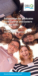 Fellowships for graduates from Central and Eastern Europe (CEE)