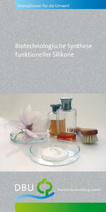 Biotechnologische Synthese funktioneller Silikone